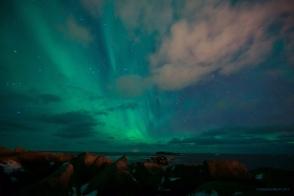 Skagaströnd aurora