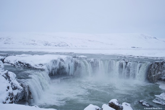 Goðafoss Day (return trip)