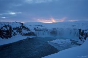 Goðafoss Day 1