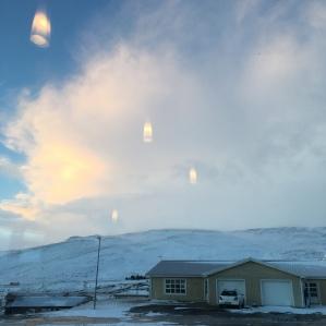 Coffee stop, Hólmavík
