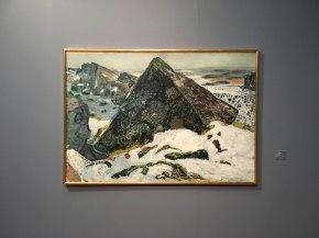Reykjavik art gallery: Kjarval
