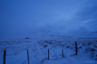 Prophetess Mountain and farm