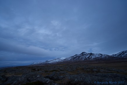 Skagaströnd: Prophetess Mountain