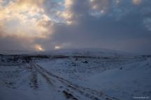 Highlands, central Westfjords, Highway 61