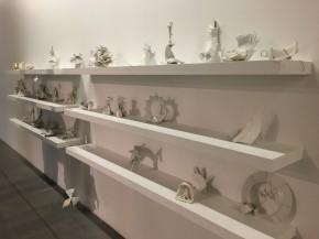Reykjavik art gallery: Yoko Ono