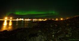 Skags port & Aurora