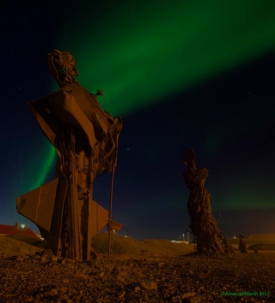 Loki, Odin & Aurora